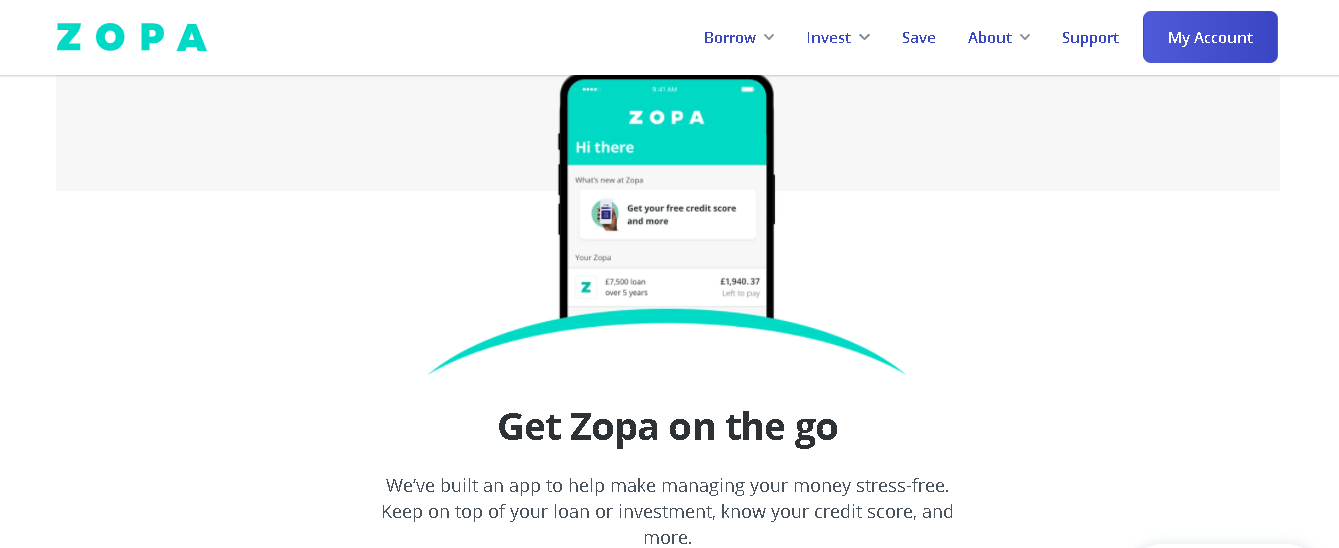 Zopa account login guide