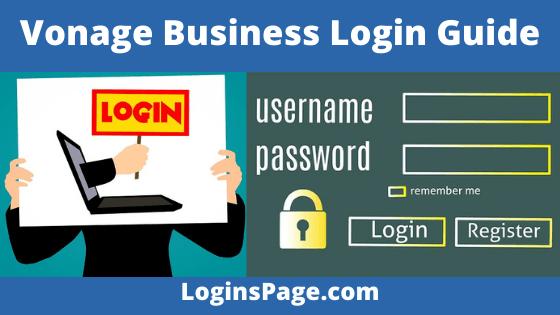 Vonage Business Login Guide